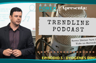 Trendline Podcast | Episódio 5 | Dyogenes Diniz